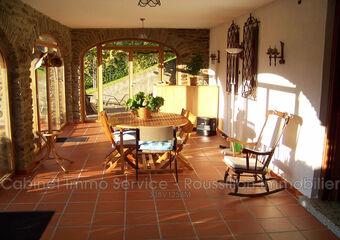 Sale House 7 rooms 220m² Amélie-les-Bains-Palalda - photo