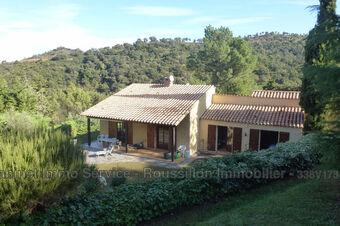 Sale House 4 rooms 117m² Le Boulou (66160) - photo