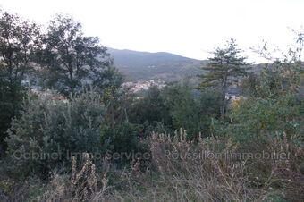 Vente Terrain 445m² Amélie-les-Bains-Palalda (66110) - photo