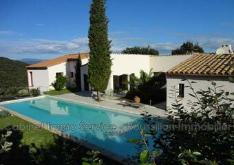 Renting House 5 rooms 229m² Céret (66400) - photo