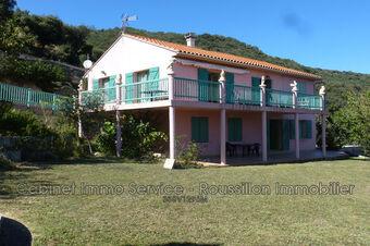 Vente Maison 7 pièces 150m² Montbolo (66110) - photo