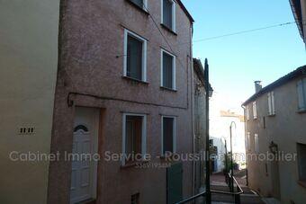 Sale House 4 rooms 66m² Sorède - photo