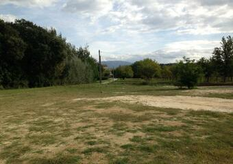 Vente Terrain 1 517m² Grillon (84600) - photo