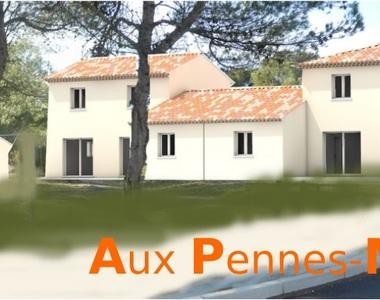 Vente Maison 4 pièces 90m² Les Pennes-Mirabeau (13170) - photo