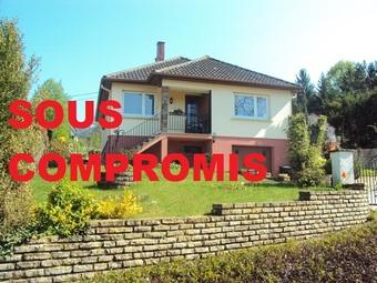 Vente Maison 4 pièces 91m² Muhlbach-sur-Bruche (67130) - photo