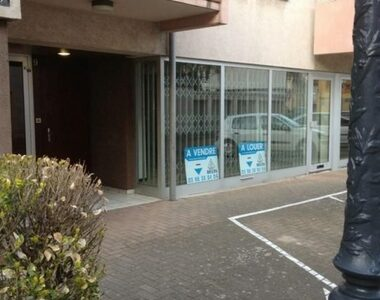 Location Fonds de commerce 55m² Molsheim (67120) - photo