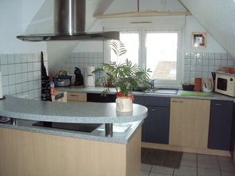 Vente Appartement 3 pièces 56m² Dachstein (67120) - photo