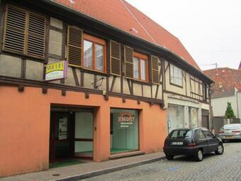 Location Fonds de commerce Molsheim (67120) - photo