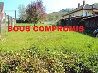 Vente Terrain 800m² Muhlbach-sur-Bruche (67130) - photo