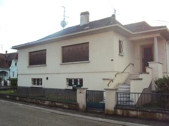 Vente Maison 4 pièces 135m² Molsheim (67120) - photo