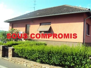 Vente Maison 6 pièces 110m² Dinsheim-sur-Bruche (67190) - photo