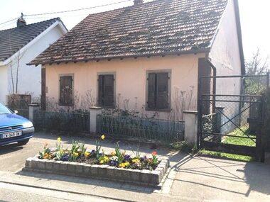 Vente Maison 5 pièces 100m² Dinsheim-sur-Bruche (67190) - photo
