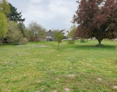 Vente Terrain 860m² jargeau - photo