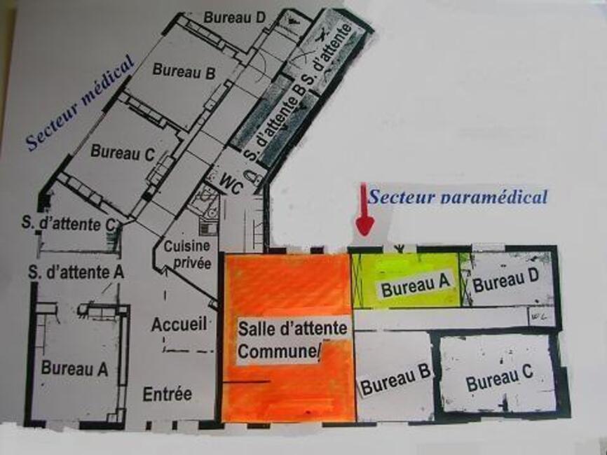 location appartement 1 pi ce saint jean de la ruelle 45140 99409. Black Bedroom Furniture Sets. Home Design Ideas
