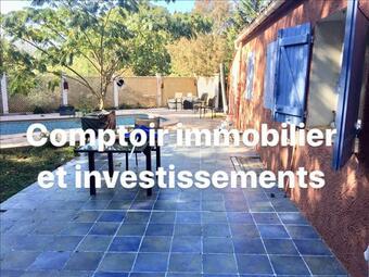 Vente Maison 3 pièces 100m² Hyères (83400) - photo