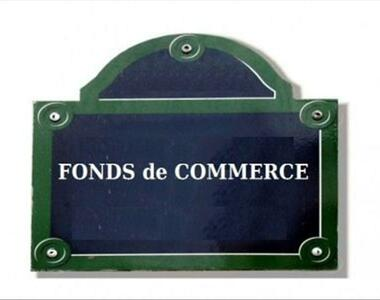Vente Fonds de commerce Sanary-sur-Mer (83110) - photo
