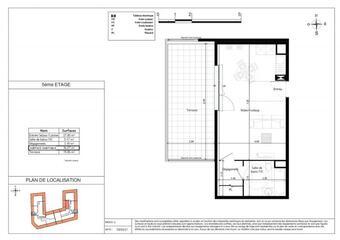 Sale Apartment 36m² LE LAVANDOU