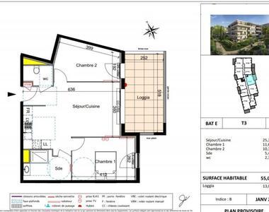 Vente Appartement 3 pièces 55m² SIX FOURS LES PLAGES - photo