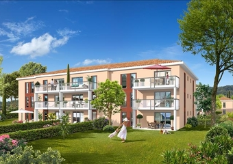 Vente Appartement 4 pièces 82m² Vidauban (83550) - Photo 1