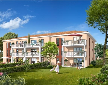 Vente Appartement 4 pièces 86m² Vidauban (83550) - photo