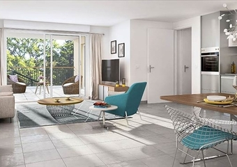 Vente Appartement 3 pièces 56m² Toulon (83200) - photo