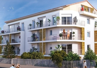 Sale Apartment 2 rooms 39m² La Seyne-sur-Mer (83500) - photo