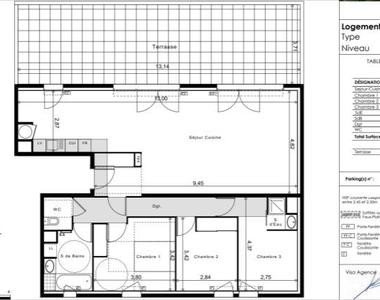 Vente Appartement 4 pièces 105m² La Garde (83130) - photo