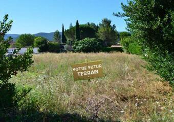 Vente Terrain 204m² Pignans (83790) - photo
