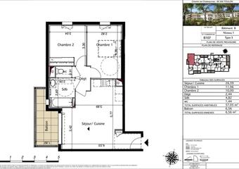 Vente Appartement 3 pièces 57m² Toulon (83200) - photo
