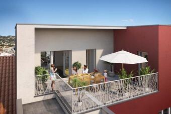 Vente Appartement 2 pièces Toulon (83200) - photo