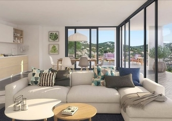 Sale Apartment 3 rooms 62m² Hyères (83400) - photo