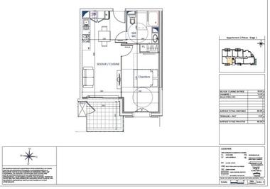 Vente Appartement 2 pièces 40m² Ollioules (83190) - photo