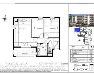 Vente Appartement 3 pièces 55m² Toulon (83000) - photo