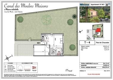 Vente Maison 4 pièces 76m² Vidauban (83550) - photo