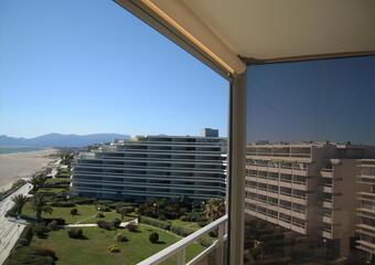 Location Appartement 2 pièces 30m² Canet Plage (66140) - photo