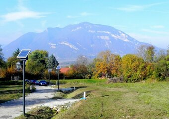 Vente Terrain 1 332m² Chanaz (73310) - photo