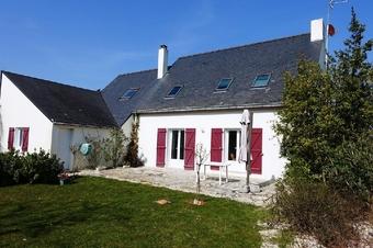 Vente Maison 7 pièces 170m² Saint-André-des-Eaux (44117) - photo