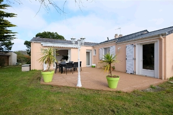 Vente Maison 4 pièces 90m² La Baule-Escoublac (44500) - photo