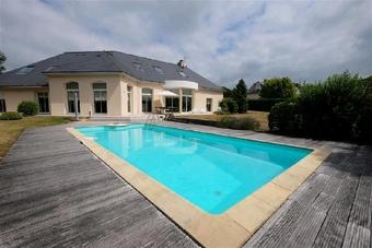Vente Maison 8 pièces 265m² Saint-André-des-Eaux (44117) - photo