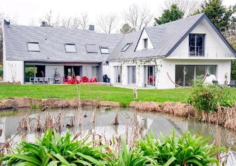 Vente Maison 10 pièces 414m² Saint-André-des-Eaux (44117) - photo