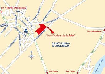 Vente Terrain 466m² Caen (14000) - photo