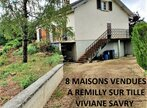 Vente Maison 5 pièces 95m² remilly sur tille - Photo 1