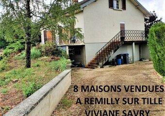Vente Maison 5 pièces 95m² remilly sur tille - photo
