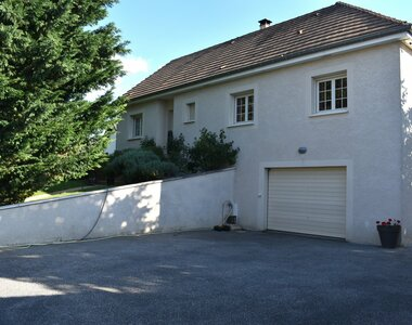 Vente Maison 6 pièces 180m² noiron sous gevrey - photo