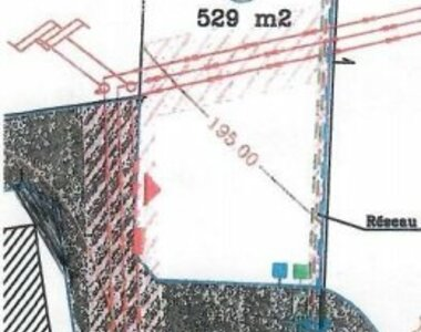 Vente Terrain 529m² auxonne - photo