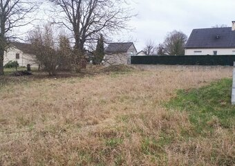 Vente Terrain 1 003m² auxonne - photo
