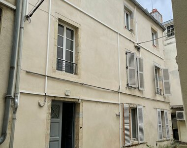 Vente Appartement 1 pièce 22m² dijon - photo