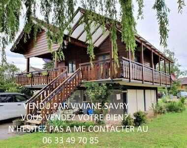 Vente Maison 4 pièces 72m² pontailler sur saone - photo