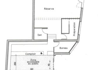 Vente Bureaux 80m² dijon - Photo 1