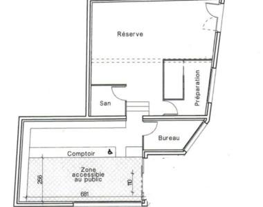 Vente Bureaux 80m² dijon - photo
